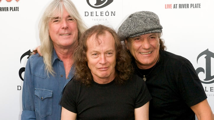 AC/DC Confirm 'Rock or Bust' LP, Malcolm Young's Departure