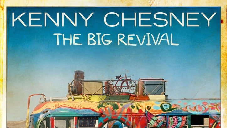 Kenny Chesney Discusses Time Off Before 'The Big Revival'