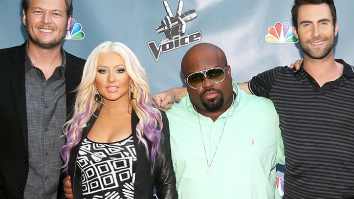 'The Voice' Coaches Excited for Changes