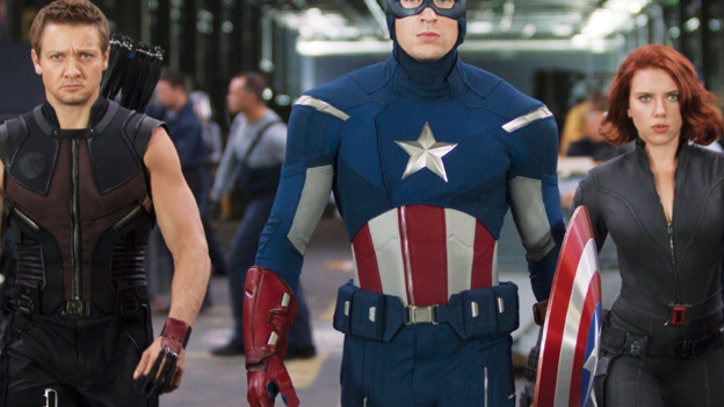 'Avengers' Sequel Gets 2015 Release Date