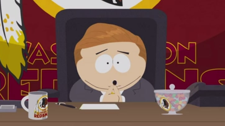 'South Park' Rips the Washington Redskins: Watch the Episode Now