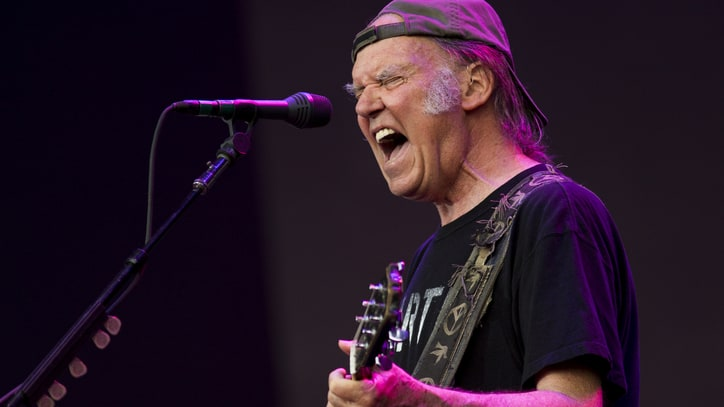 Neil Young Drops Three Versions of Activism Anthem 'Who's Gonna Stand Up?'