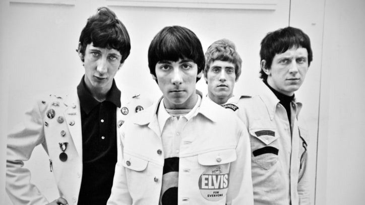The Who Record 'Be Lucky,' First New Song in Eight Years