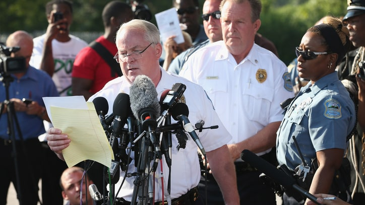 Ferguson Chief of Police Apologizes to Michael Brown's Family
