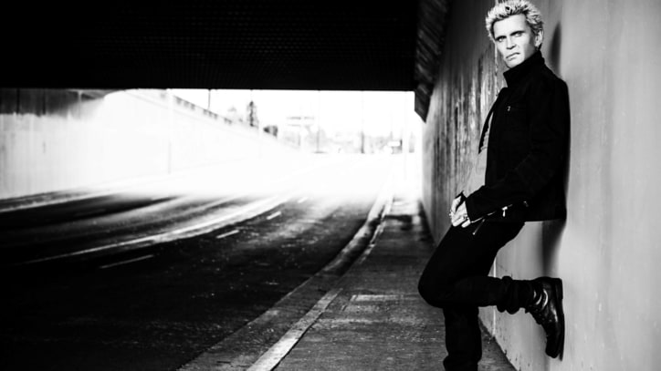 Preview Billy Idol's Candid Memoir 'Dancing With Myself'