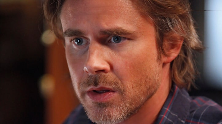 Q&A: 'True Blood' Star Sam Trammell Teases Season Finale Cliffhanger