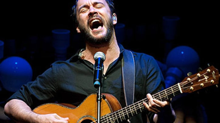 Dave Matthews Plays Intimate New York Gig