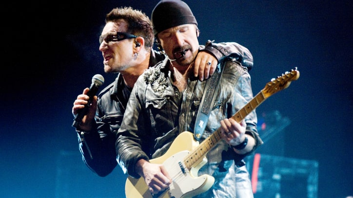 After 'Innocence': U2 Look Ahead to Tour, New LP 'Songs of Experience'