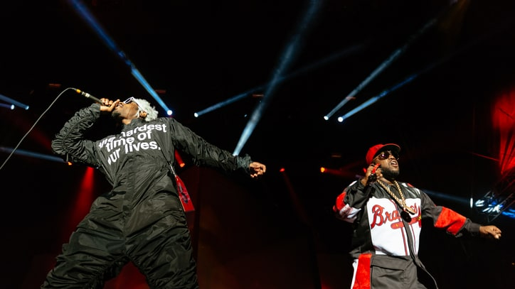 Outkast Return to Atlanta With Electric, Star-Studded Show