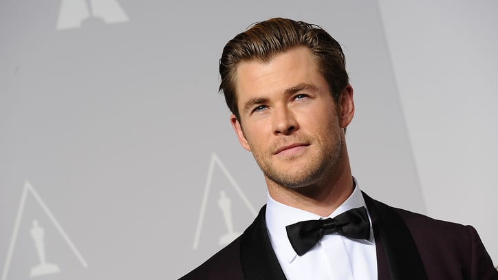 Chris Hemsworth to Star in Movie About Hank Williams' Ghost