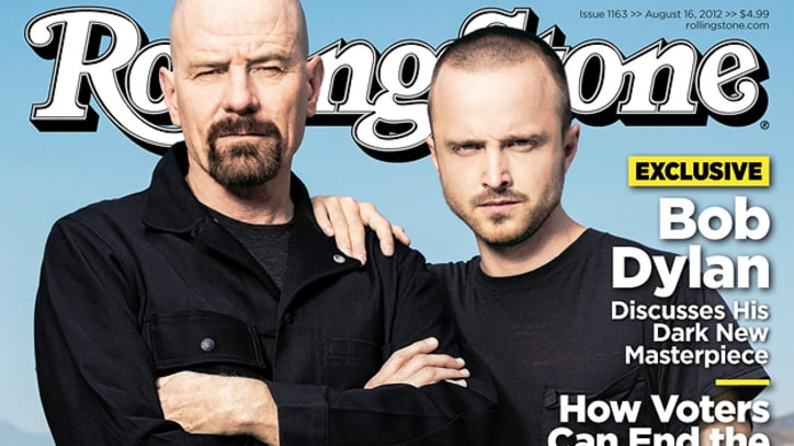 Chemical Brothers: 'Breaking Bad' Stars Bryan Cranston and Aaron Paul