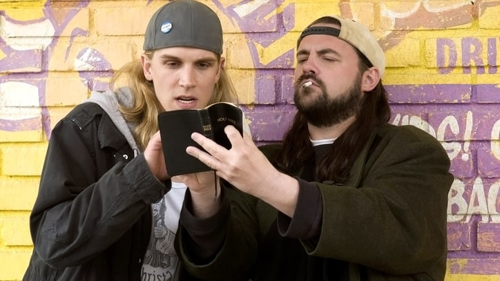 Kevin Smith Explains How He 'Failed Into' Making 'Clerks III'