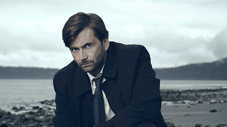 David Tennant Returns to the Scene of the Crime