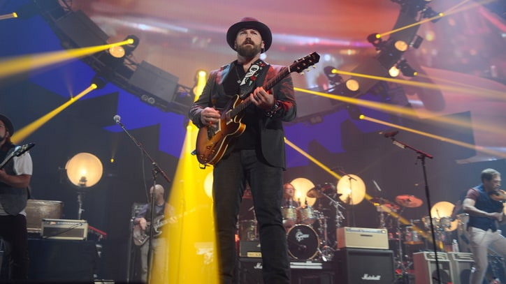Watch Zac Brown Band Raise the Mercury With 'Bohemian Rhapsody' Cover