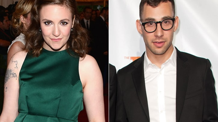 Report: 'Girls' Star Lena Dunham Dating Fun. Guitarist Jack Antonoff