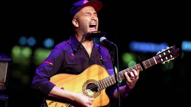 Tom Morello's New Sound: 'Very Hard and Very Funky'