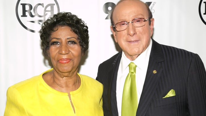 Aretha Franklin Talks Adele Cover, Clive Davis' Influence and 'Real' Singers