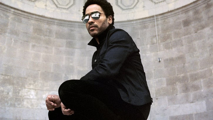 Lenny Kravitz Revisits His Roots
