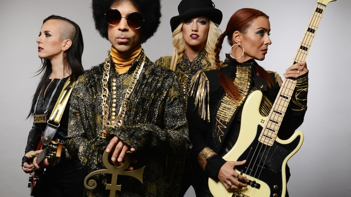 Meet Prince's New All-Female Band, 3RDEYEGIRL