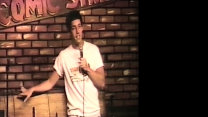 Flashback: Adam Sandler Does Stand-Up Comedy in 1989