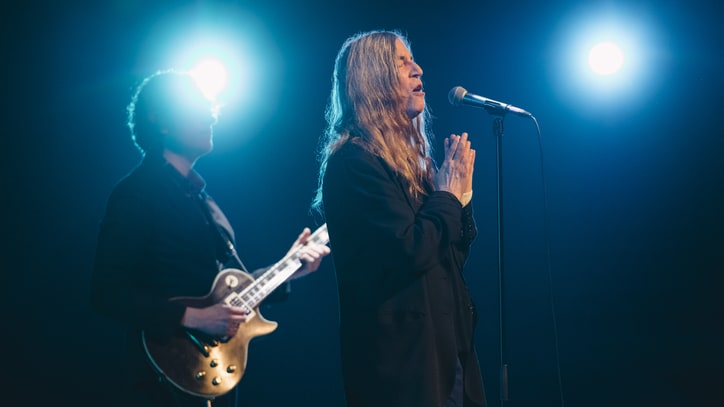 Patti Smith Performs Haunting, Unorthodox Nico Tribute
