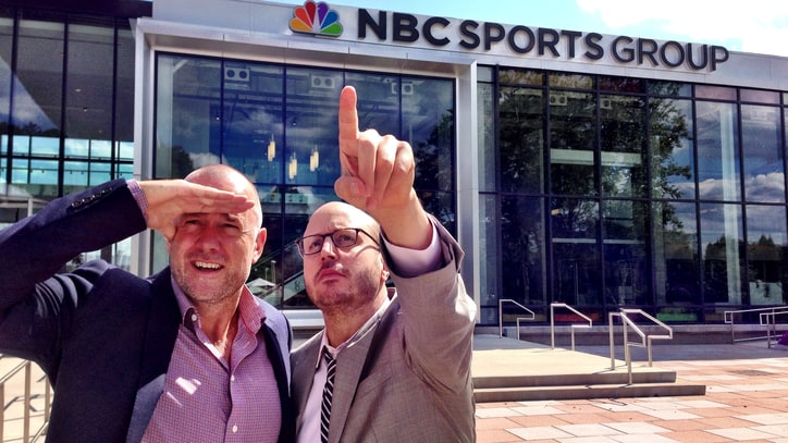 Men In Blazers: Meet the Suboptimal Stars of America's First Great Soccer Show