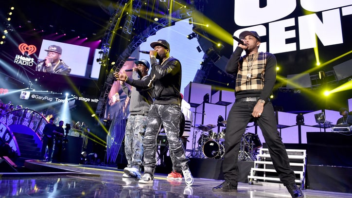 50 Cent on G-Unit's Unexpected Reunion and Unpredictable Future