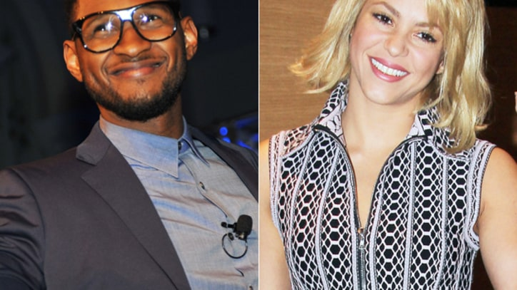 'The Voice' Taps Usher and Shakira to Step in for Cee Lo and Christina