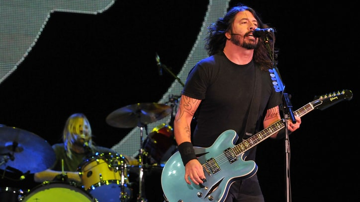 Foo Fighters Plot Weeklong 'Letterman' Residency
