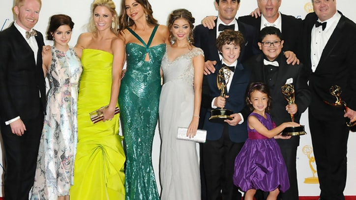 'Modern Family,' 'Homeland' Win Big at Emmys