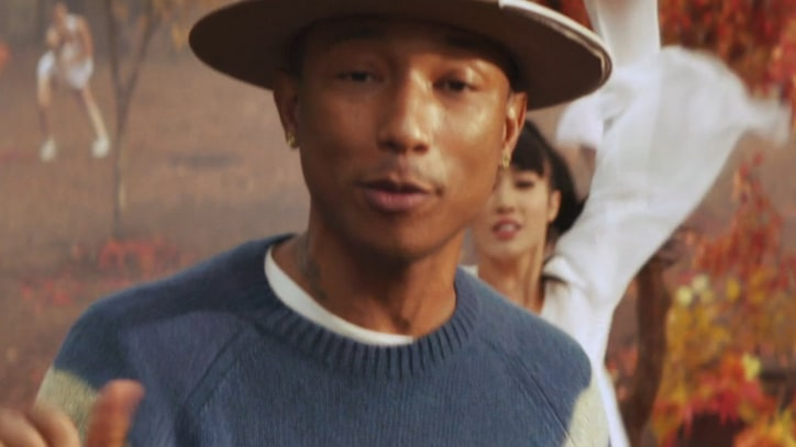 Pharrell Throws Forest Dance Party in Daft Punk Collabo 'Gust of Wind' Video