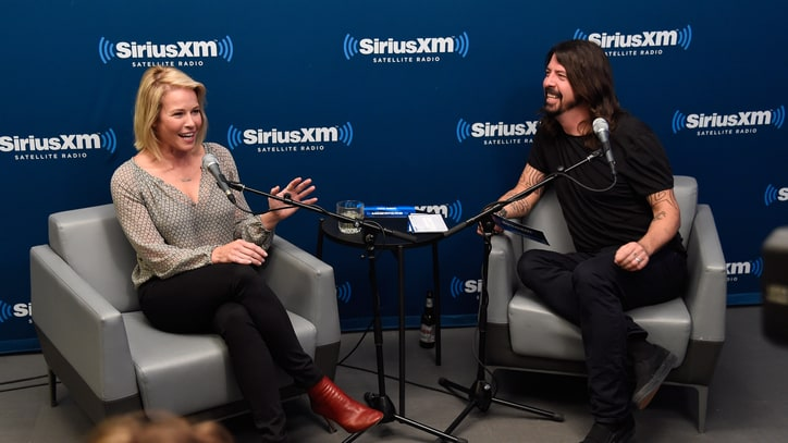 Dave Grohl Interviews Chelsea Handler: The 5 Funniest Stories