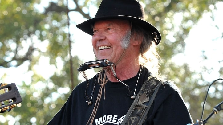 Neil Young Fights On: Inside His New Book, 'Storeytone' LP and New Crusades