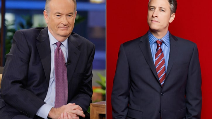 Jon Stewart and Bill O'Reilly Face Off in Debate