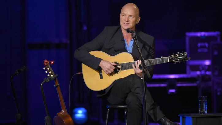 Exclusive: Sting Talks 'Last Ship,' Parents' Deaths on 'Inside the Actors Studio'