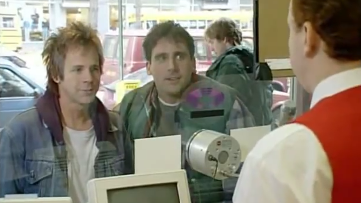 Flashback: Steve Carell Breaks Out on 'The Dana Carvey Show'