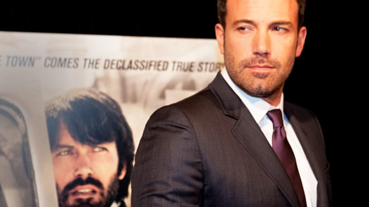 Q&A: Ben Affleck on Directing 'Argo' and Surviving Hollywood