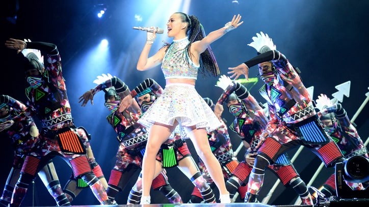 Katy Perry Booked for Super Bowl XLIX Halftime Show