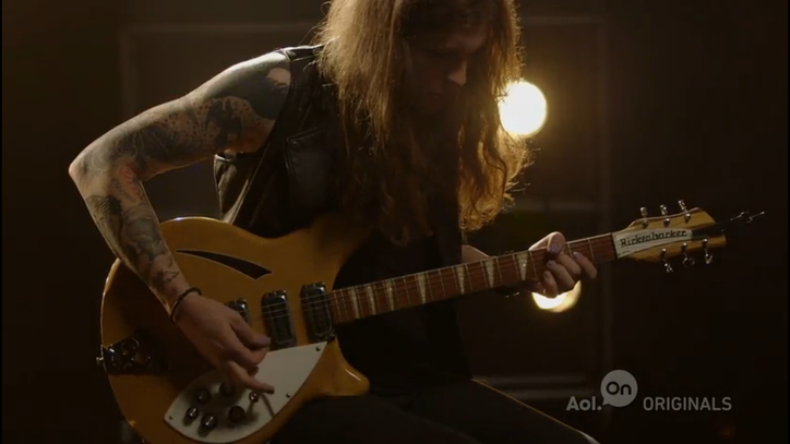 Watch Against Me! Singer Laura Jane Grace's 'True Trans' Series