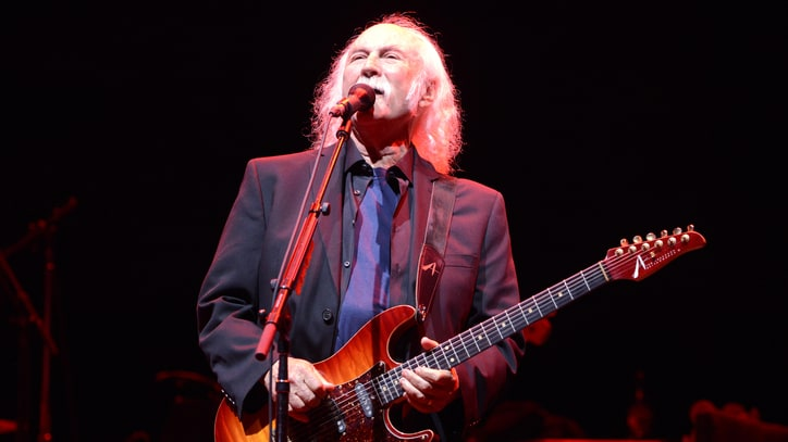 David Crosby: Neil Young Is Very Angry With Me