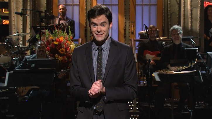 Bill Hader on 'SNL': 3 Sketches You Have to See