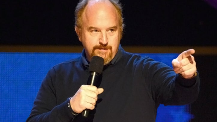 Louis C.K. to Host 'SNL'