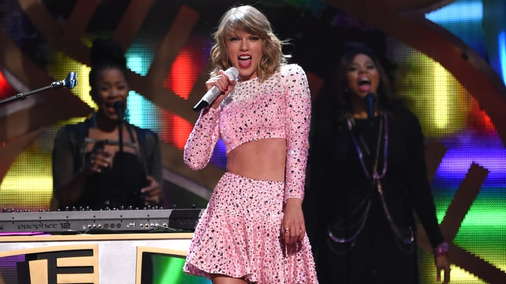 Taylor Swift Unveils Synth-Heavy New Track 'Out of the Woods'