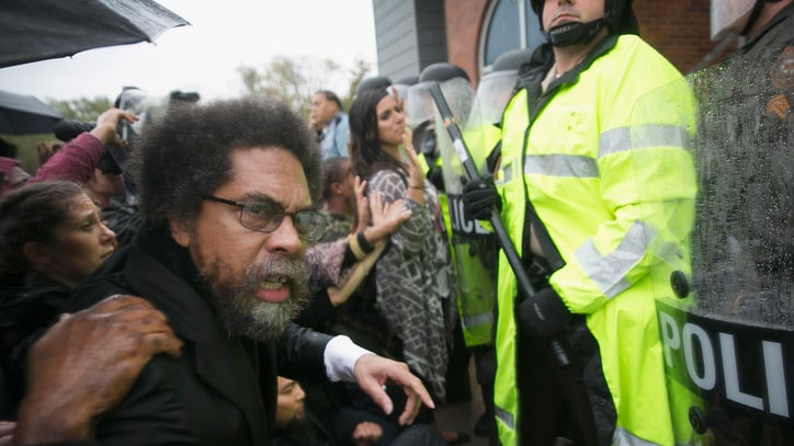Cornel West Among 49 People Arrested at Ferguson 'Moral Monday' Protest