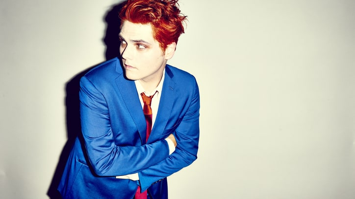 The Lead Singer and the Web-Slinger: Gerard Way Talks 'Spider-Man'