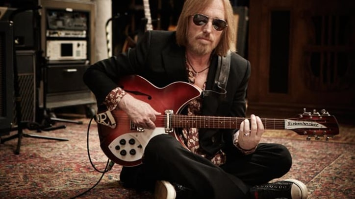 Tom Petty Talks Fave Music and Sirius XM Radio Show