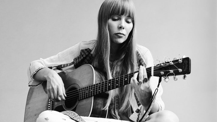 Joni Mitchell Plots Career-Spanning 'Love Has Many Faces' Collection
