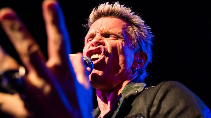 Billy Idol on Drinking With the Stones and Seeing Jesus in the Sex Pistols