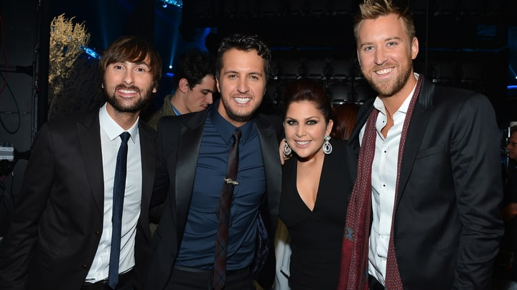 Luke Bryan, Lady Antebellum Will Travel 'Country to Country' in Europe