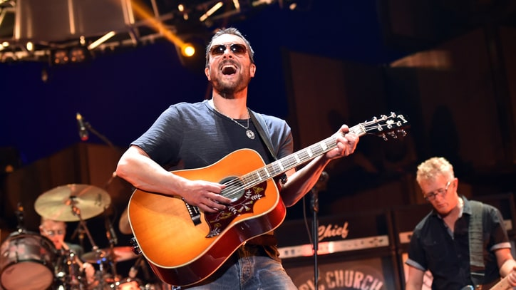 Eric Church Announces Second Leg of Outsiders World Tour
